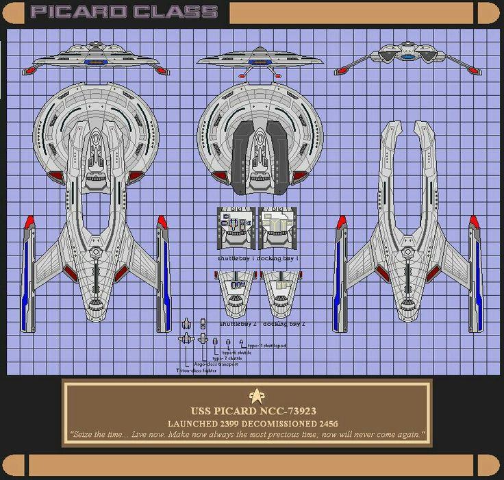 Captain's log, USS Enterprise (NCC-1701), 2268