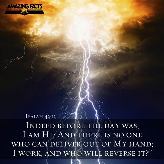 #adventistchurch   Isaiah 43:13        http://www.sdahymnal.net/