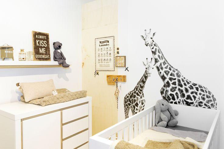Beige babykamer, knuffels van Happy Horse en Baby's Only zijn natuurlijk bij ons verkrijgbaar: http://www.blauwlifestyle.nl/nl/lifestyle/knuffels.html