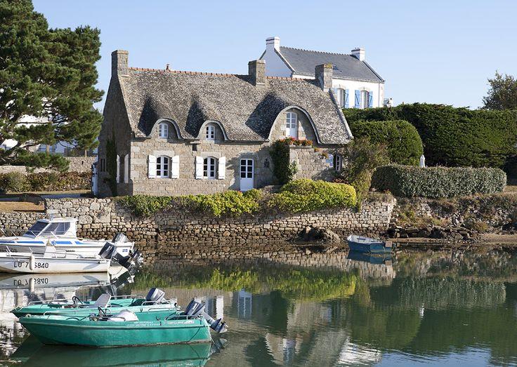 Ile de Saint-Cado - Bretagne - France