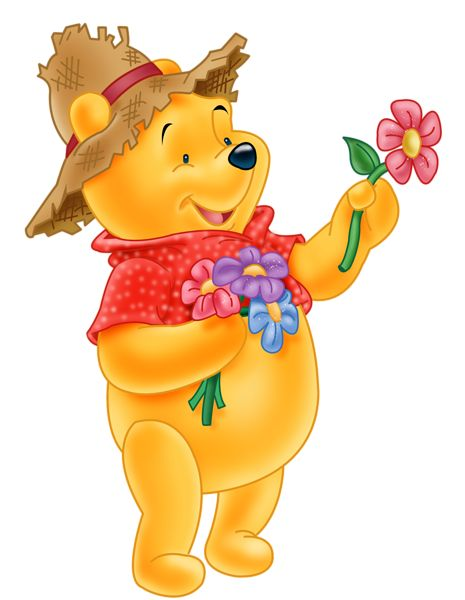 Winnie the Pooh PNG Clip Art Image