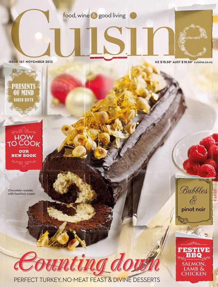 Issue 161: Christmas advent calendar