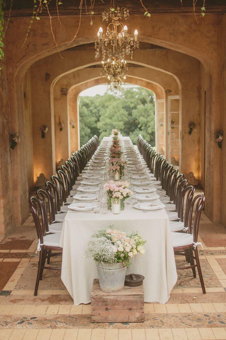 such a gorgeous wedding venue Deux Belettes