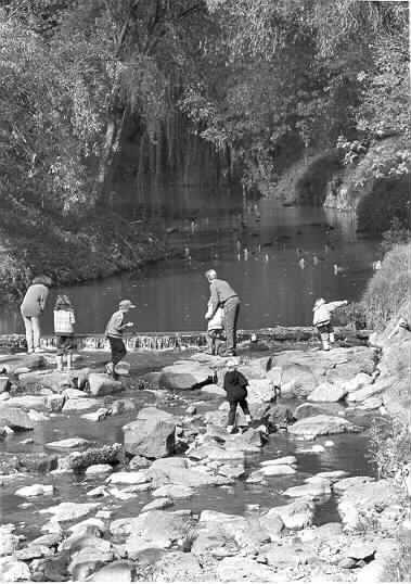 MP 8002. Gardiners Creek; c.1990.