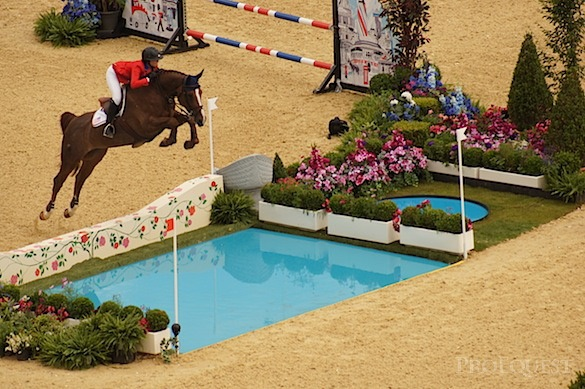 Reed Kessler and Cylana - #London2012 great photo @ProEquest #equestrian WHAT THE EQ!!!!!!!! LOOK AT HER EQ!!!!!!!!!!!