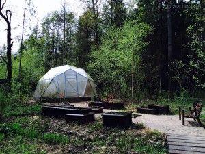 V2D6 — Геосота (универсальный геодезический купол)