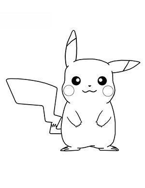 jak narysować pokemona pikachu 15 | pikachu zeichnen, pikachu zeichnung, pokemon zeichnen