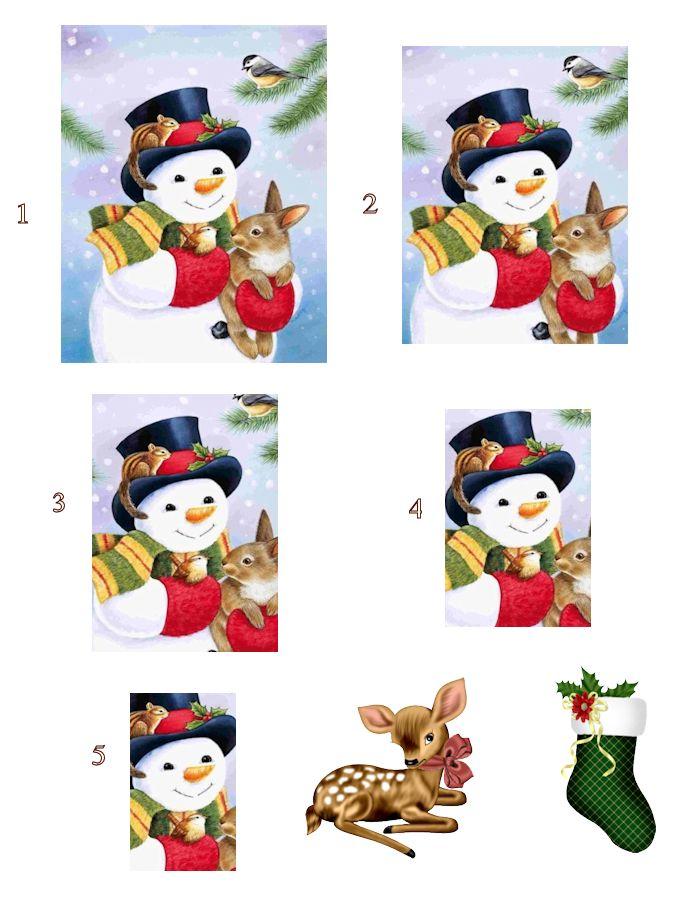 64 beste afbeeldingen van kerst knipvellen en pyramidevellen kerstmis noel en afdrukbaarheden - Decoupage papier deco noel ...