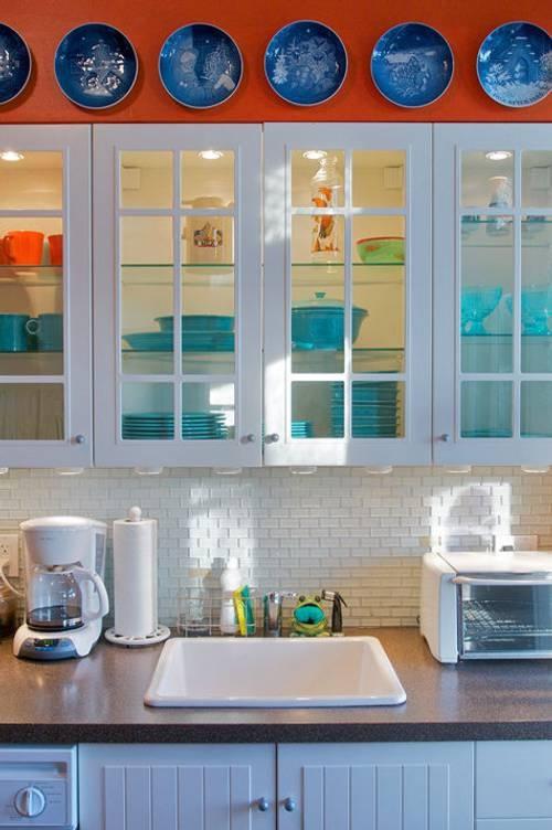 Más de 1000 ideas sobre Gabinetes De Cocina De Colores en ...