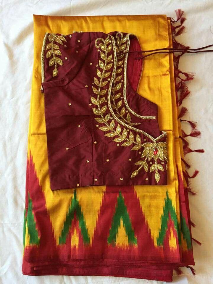 Traditional Pattu Sarees