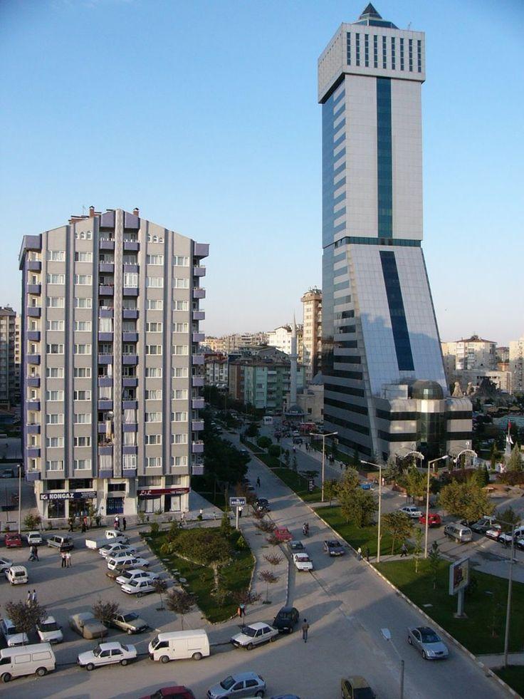 Kombassan Tower. Konya 80