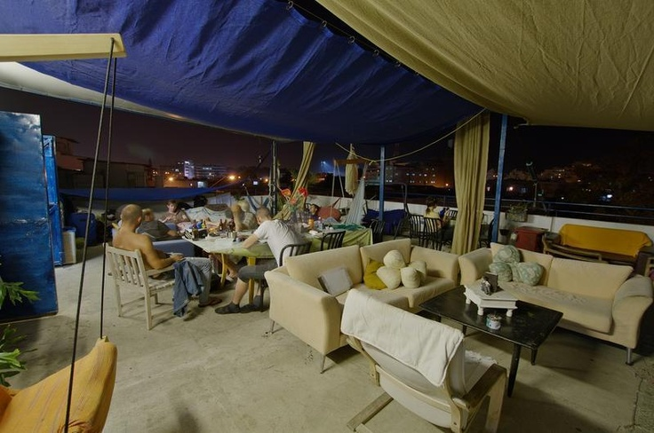 9 - Florentine Backpackers Hostels, Tel Aviv, Israel #hostelawards
