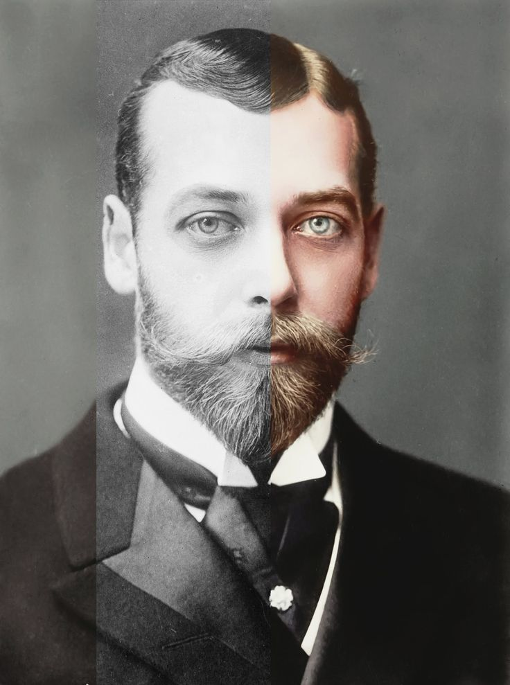 Speed Colorization: Prince George, 1893