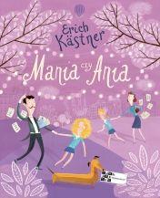 Mania czy Ania - Ryms - kwartalnik o książkach dla dzieci i młodzieży