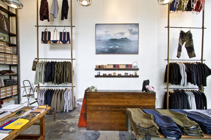 Dunderdon: Store Design, Layout & Interior - Portland, OR / The Official Manufacturing Company