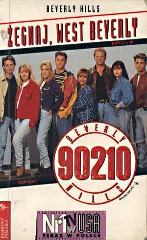 Beverly Hills 90210. Żegnaj, West Beverly!, Mel Gilden, Egmont, 1995, http://www.antykwariat.nepo.pl/beverly-hills-90210-zegnaj-west-beverly-mel-gilden-p-1332.html