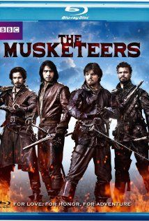 The Musketeers (2014) Poster