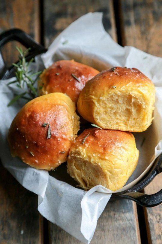 You Need These Rosemary Sweet Potato Rolls on Your Easter Table — Delicious Links | The Kitchn | Bloglovin'