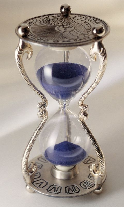 Use an hourglass as a talking stick. Once the sand runs out the hourglass/talking stick is passed to the next person who wants to talk. Others should be actively listening during this time.