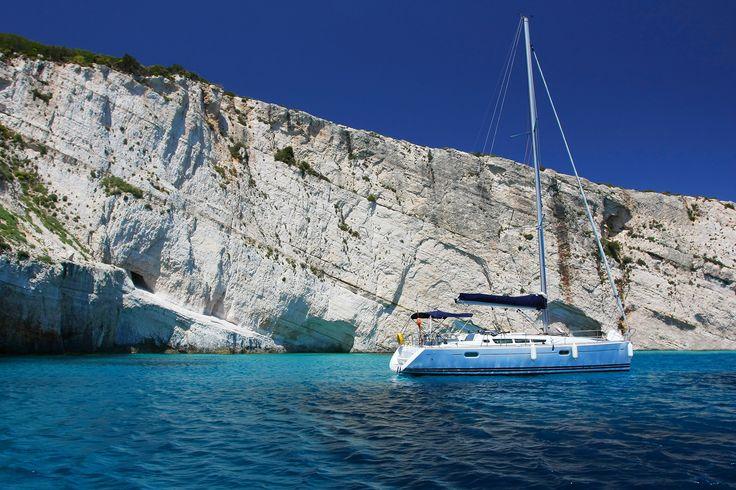 Zakynthos, Greece - Ionian Flotilla Sailing