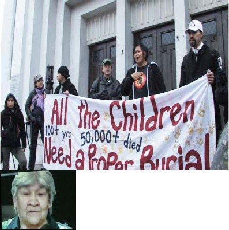 """""""This book is dedicated to the more than 50,000 children who died in """"Indian residential schools"""" operated jointly by the government of Canada and the Roman Catholic, Anglican and United Church of Canada – and to those who continue to suffer and die from the consequences of these crimes."""""""