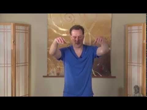 Ци Гун для снятия боли Урок № 2 - YouTube
