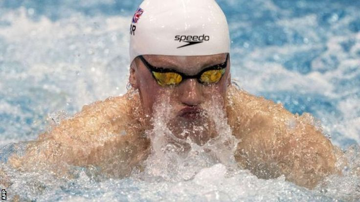 Jazz Carlin wins Britain's first gold at swimming Euros in Israel