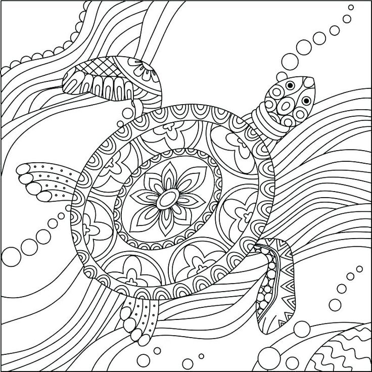 Sea Turtle Coloring Pages Animal Coloring Pages Turtle