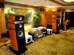 Hong Kong High End Audio Visual Show 2013 @Focal , the Spirit of Sound Looks like it was a great show guys!