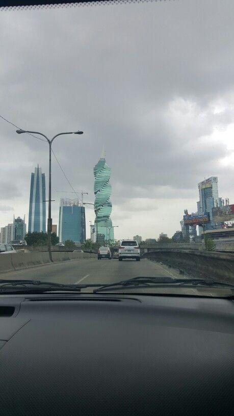 Feb 24-2015 / Panamá y sus edificios emblemáticos
