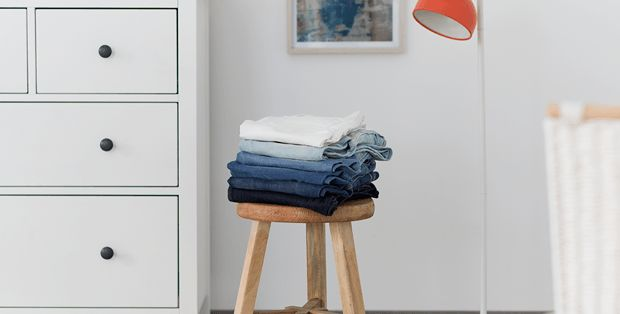 Learn how to wash jeans. Find tips and tricks for keeping your jeans bright and clean, from Tide.