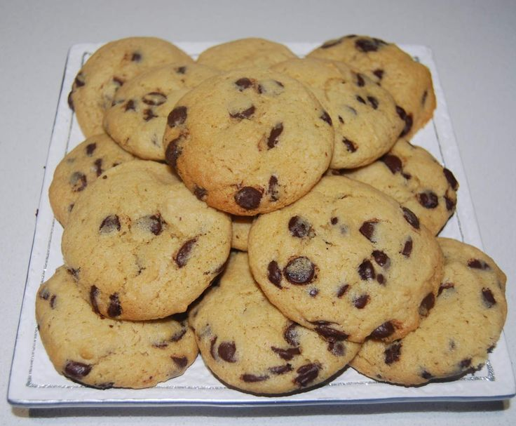 Recipe Tracy's Cadbury Chocolate Chip Cookies by Tracy's Thermomix - Recipe of category Baking - sweet
