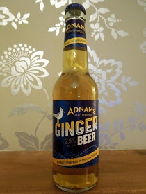 My ginger brother loves this  ginger ale soda from Australia!
