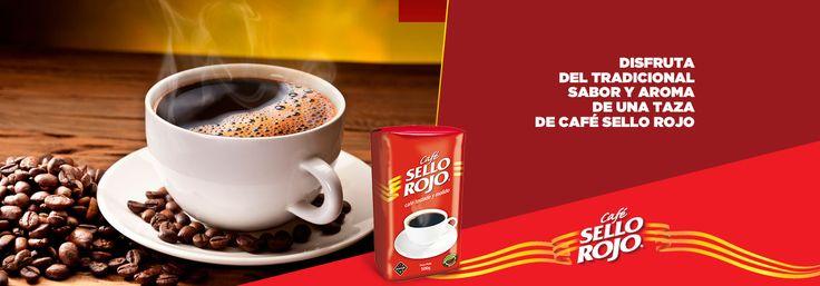 Café Sello Rojo | Ponle Tu Sello a la Vida