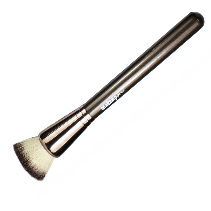 Makeup Geek Brush - Foundation Stippling Brush (New Design) - Brushes