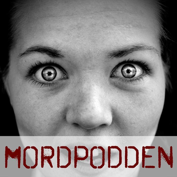 I den här podcasten får du grotta ner dig i ett antal läskiga, sanna & riktigt spännande mordfall.