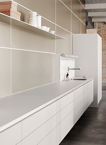 bulthaup b3 offers design freedom and allows kitchens and. Black Bedroom Furniture Sets. Home Design Ideas