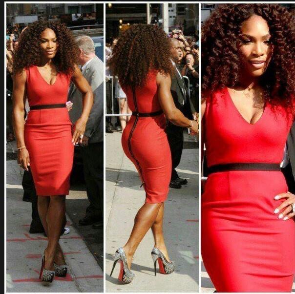 Serena Williams...love this!!!!