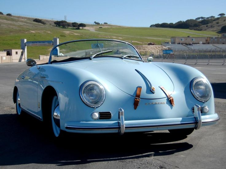 Porsche 356.: Vintagecars Ferdinandporsche, Sky Blue, Vintage Cars, 356 Speedster, Porsche356, Porsche 356, Classic