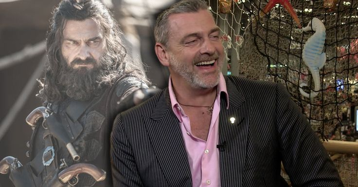 "... ""Rome,"" Volstagg in ""Thor"" or Frank Castle in ""Punisher: War Zone,"" one way to describe actor Ray Stevenson would be intense. When ""Black Sails"" returns ..."