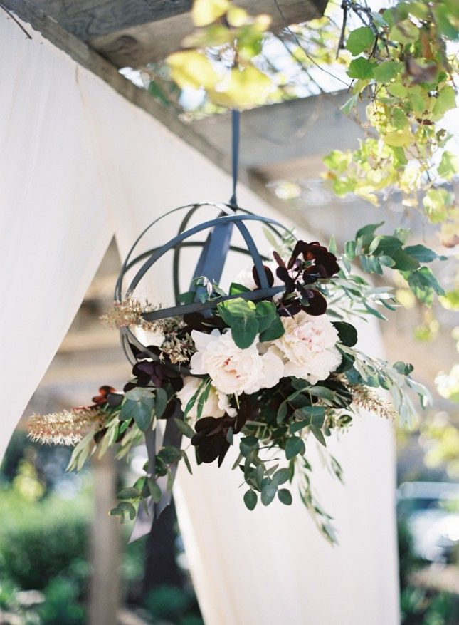 Best ideas about hanging centerpiece on pinterest