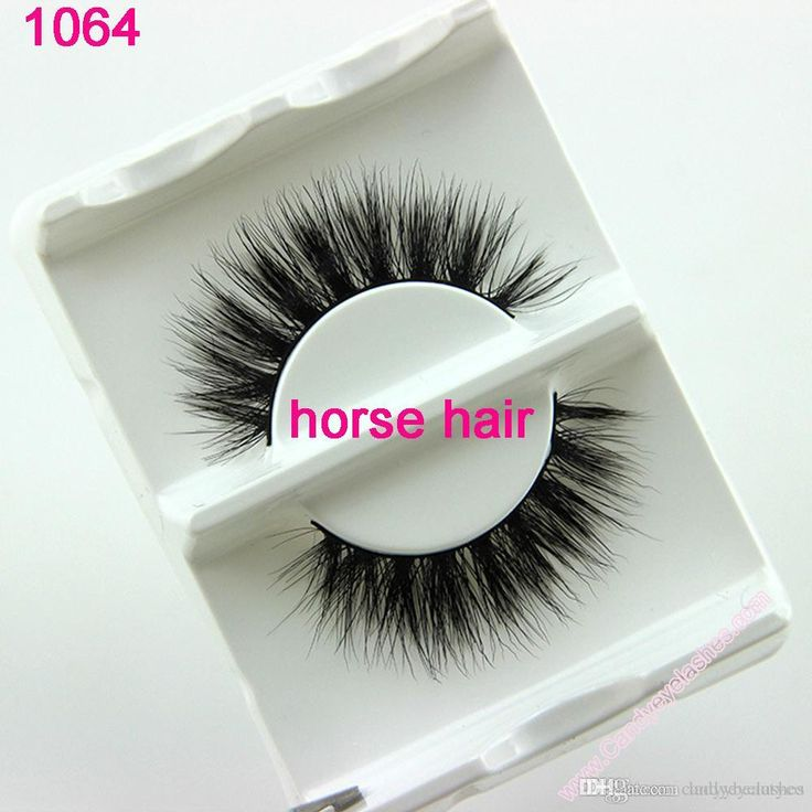 1064 Luxury Horse Hair Eyelashes Natural 100% Real Horse Hair Soft & Thick False Eyelashes Horse Hair Eyelashes Thick False Eyelashes Real Horse Hair Eyelashes Online with $4.38/Pair on Ladyybeautyco's Store | DHgate.com