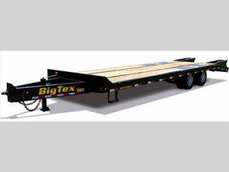 Big Tex Trailers Heavy Equipment Trailers Equipment Trailer ...