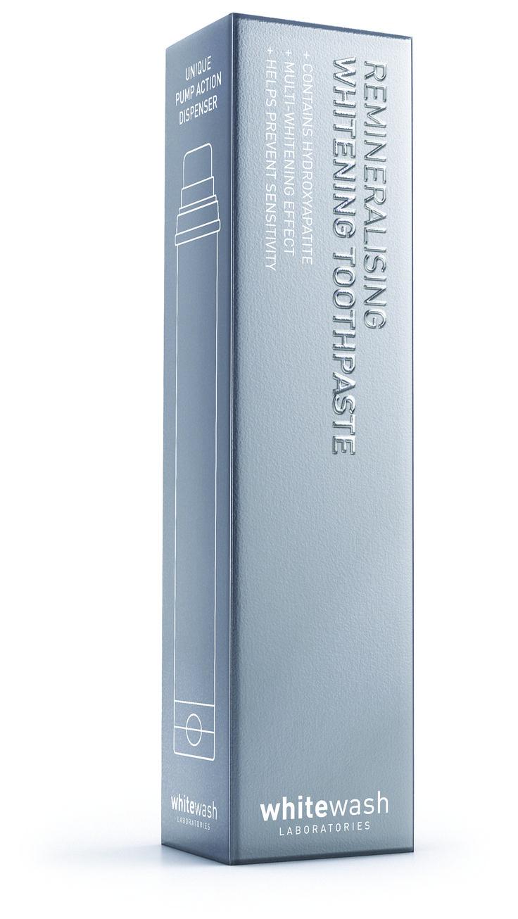 Remineralizująca pasta do zębów Whitewash z profesjonalnym dozownikiem: http://spadental.pl/whitewash-pasta-do-zebow-reminaralizujaca-1157