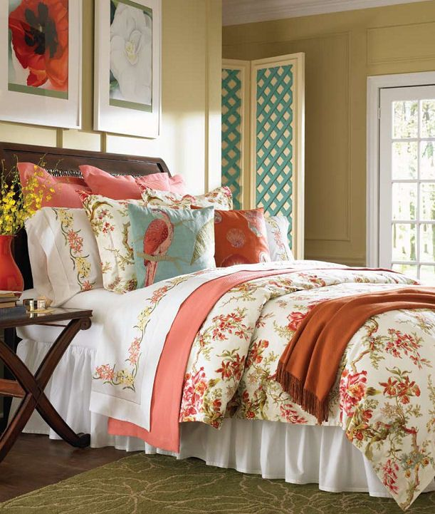 gorgeous beach theme bedroom