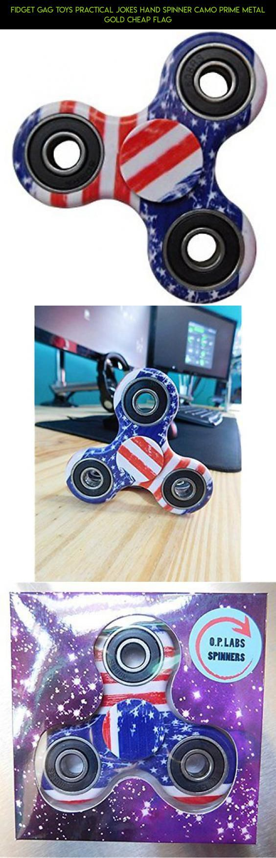 Fidget Gag Toys Practical Jokes Hand Spinner Camo Prime Metal Gold Cheap Flag #kit #metal #spinner #plans #cheap #racing #fpv #shopping #products #drone #camera #tech #gadgets #technology #parts