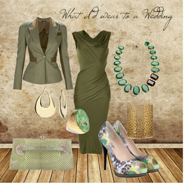 What I'd wear to a Wedding, created by melanie-landig on Polyvore