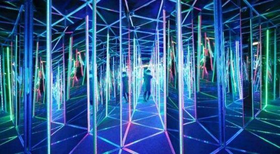 2015 Burning Man Theme Carnival of Mirrors Burning Man Pinterest Maze  Carnivals and Burning man. Full Mirror Room