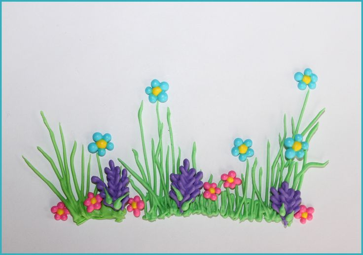 How to make royal icing transfers, spring flowers