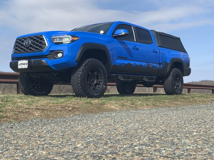 First look into our Jones OffRoad 2020 Toyota